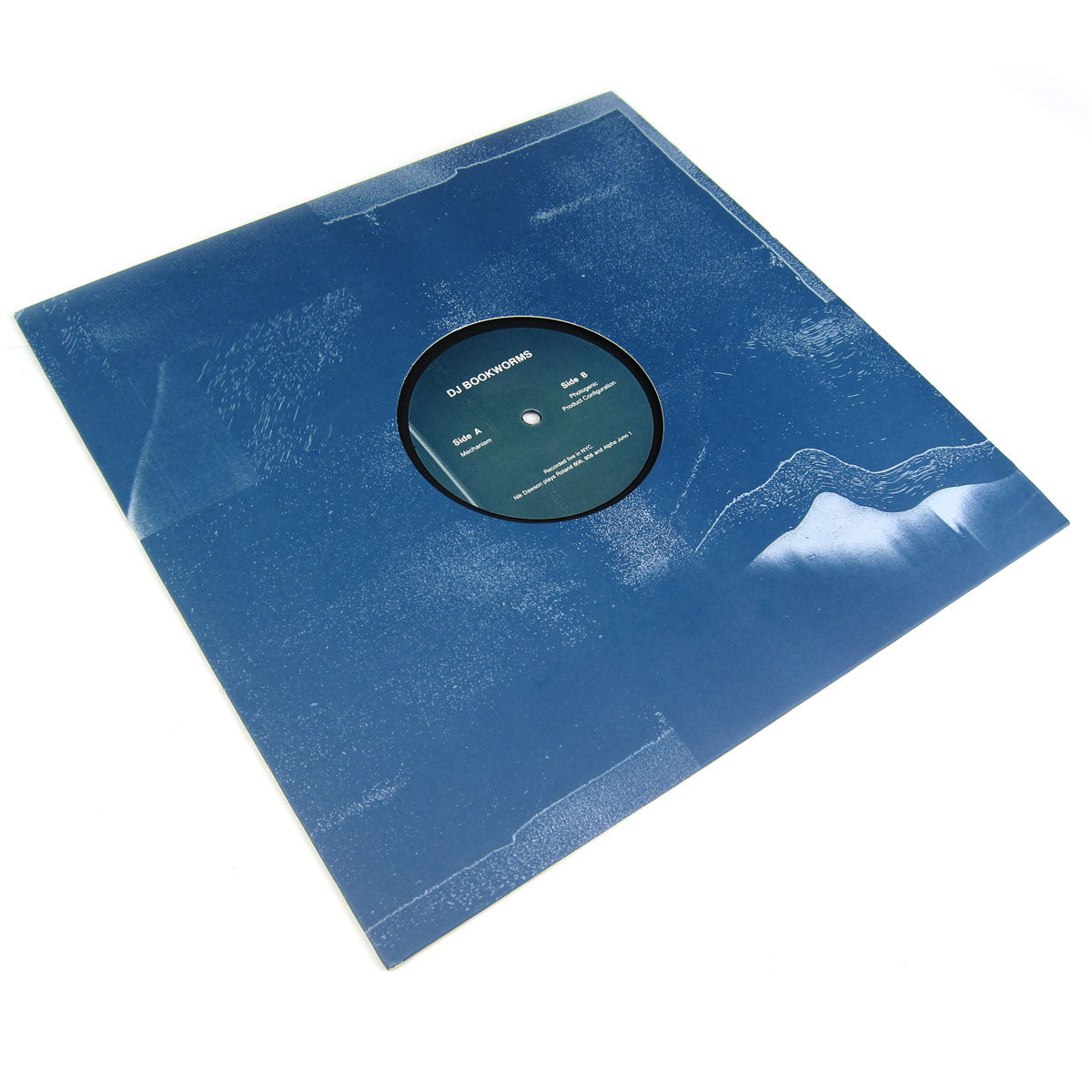 DJ Bookworms: Mechanism Vinyl 12""