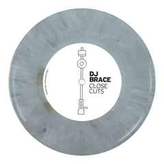 DJ Brace: Close Cuts (Colored Vinyl) Vinyl 7""