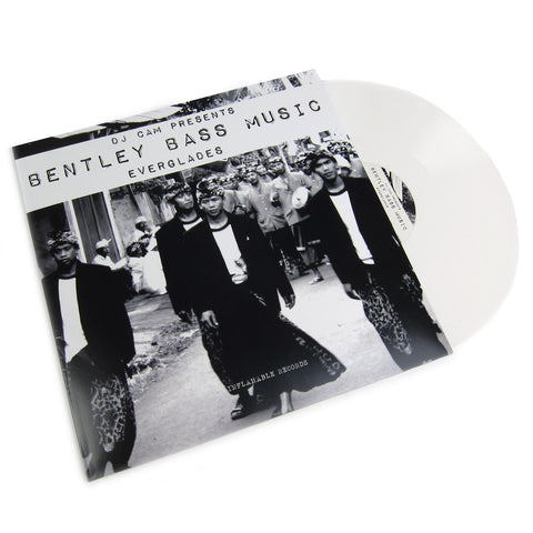 DJ Cam: Bentley Bass Music - Everglades (Colored Vinyl) Vinyl LP