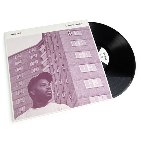 DJ Clent: Last Bus To Lake Park Vinyl 2LP + CD