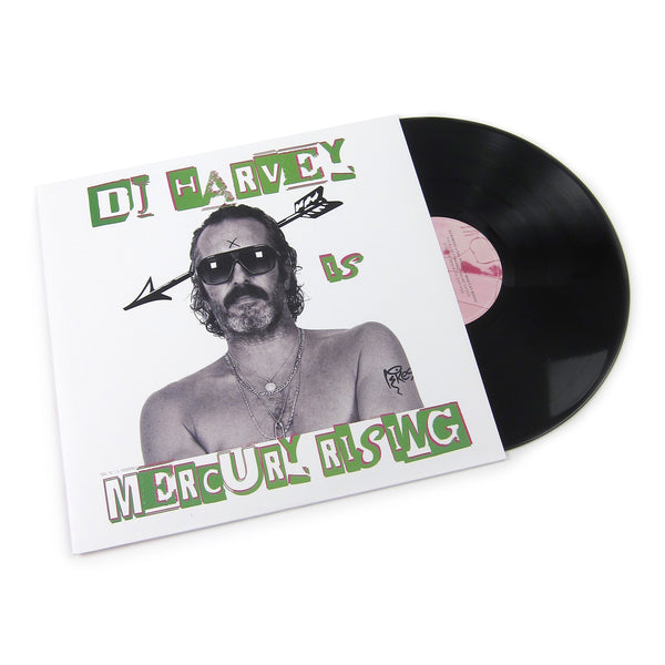 DJ Harvey: Sound Of Mercury Rising V2 Vinyl 2LP