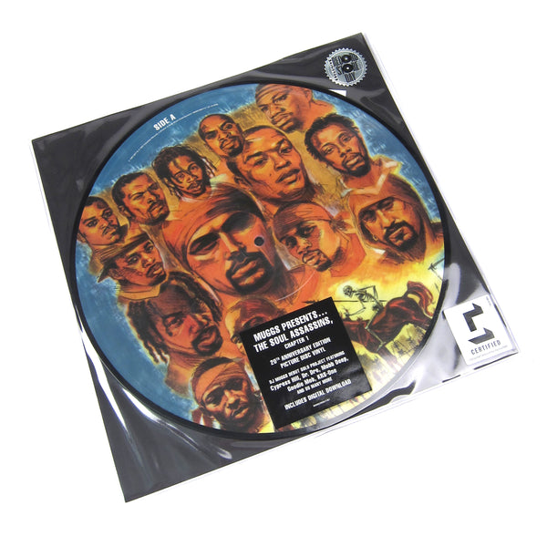 Soul Assassins: Muggs Presents... The Soul Assassins Chapter I (Pic Disc) Vinyl LP (Record Store Day)
