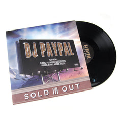 DJ PayPal: Sold Out Vinyl 2LP
