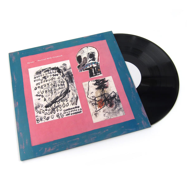 Djrum: Portrait With Firewood Vinyl 2LP
