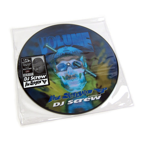DJ Screw: All Screwed Up Vol.2 (Pic Disc) Vinyl LP