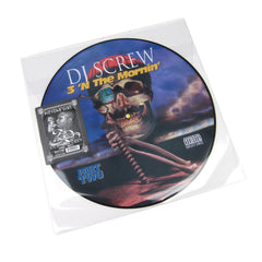 DJ Screw: 3 'N The Mornin' (Pic Disc) Vinyl 12""