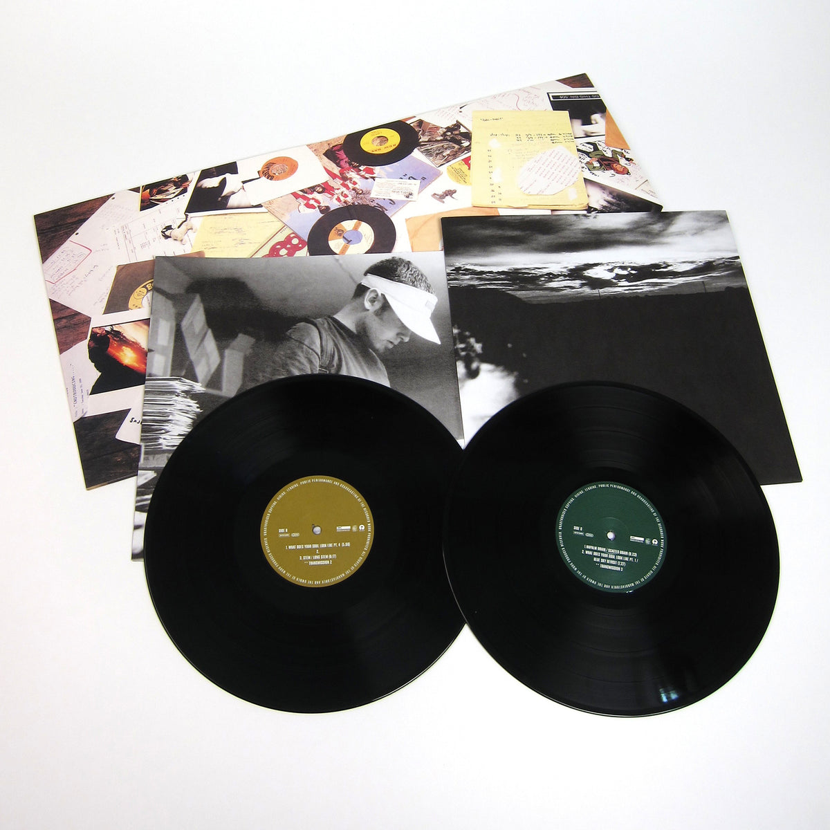 DJ Shadow: Endtroducing - 20th Anniversary Endtrospective Edition (180g) Vinyl 6LP Boxset