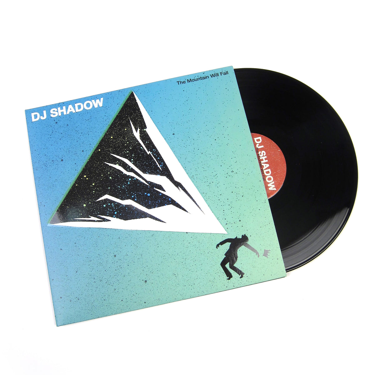 DJ Shadow: The Mountain Will Fall Vinyl 2LP