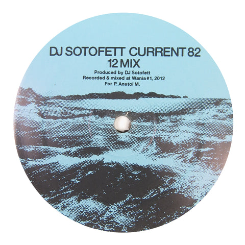DJ Sotofett / SVN: Current 82 (12 Mix) / Dark Plan 5 Vinyl 12""