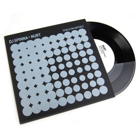 DJ Spinna / Nurt: Chalk On Asphalt Vinyl 7""