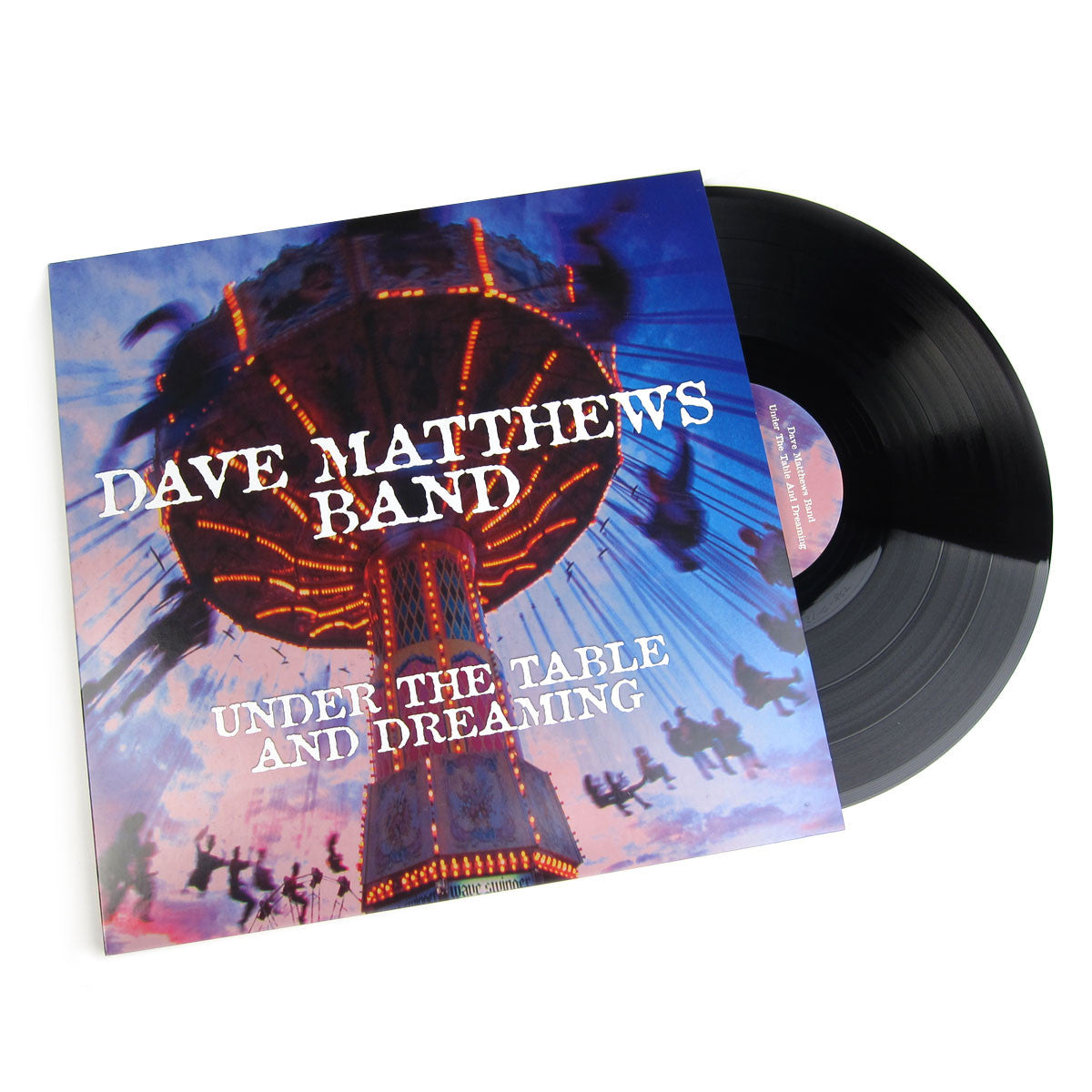 Dave Matthews Band: Under The Table And Dreaming (180g) Vinyl 2LP