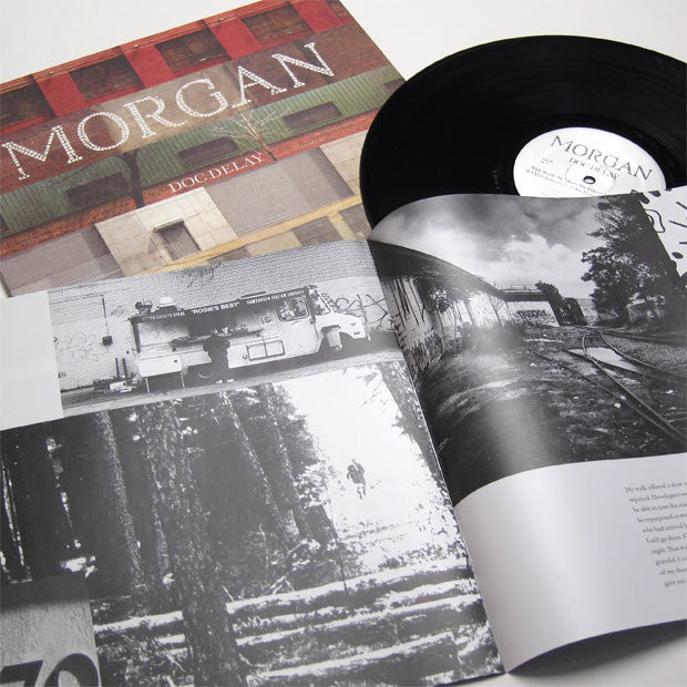 Doc Delay: Morgan (Limited Edition) LP 2