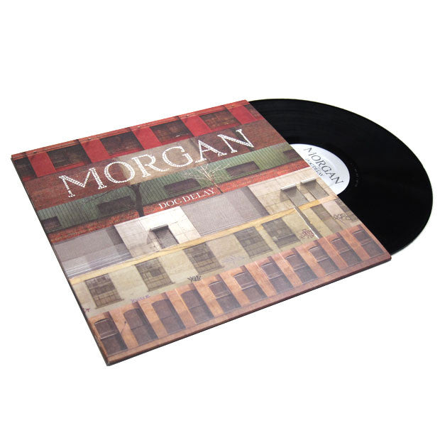 Doc Delay: Morgan (Limited Edition) LP