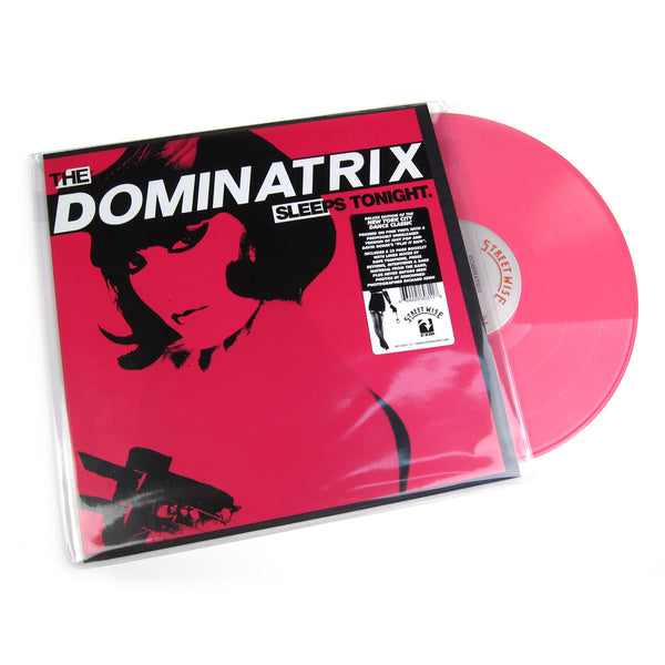 Dominatrix: The Dominatrix Sleeps Tonight (Colored Vinyl) Vinyl LP
