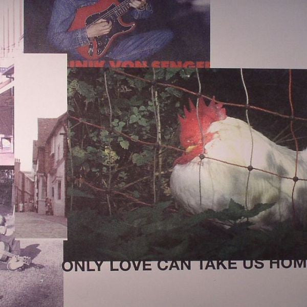 "Dominik Von Senger: Only Love Can Take Us Home (Rub N Tug) 12"" golf channel"