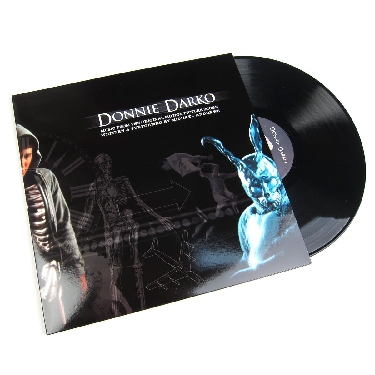 Michael Andrews: Donnie Darko Music From The Original Motion Picture Score (180g, Free MP3) Vinyl LP