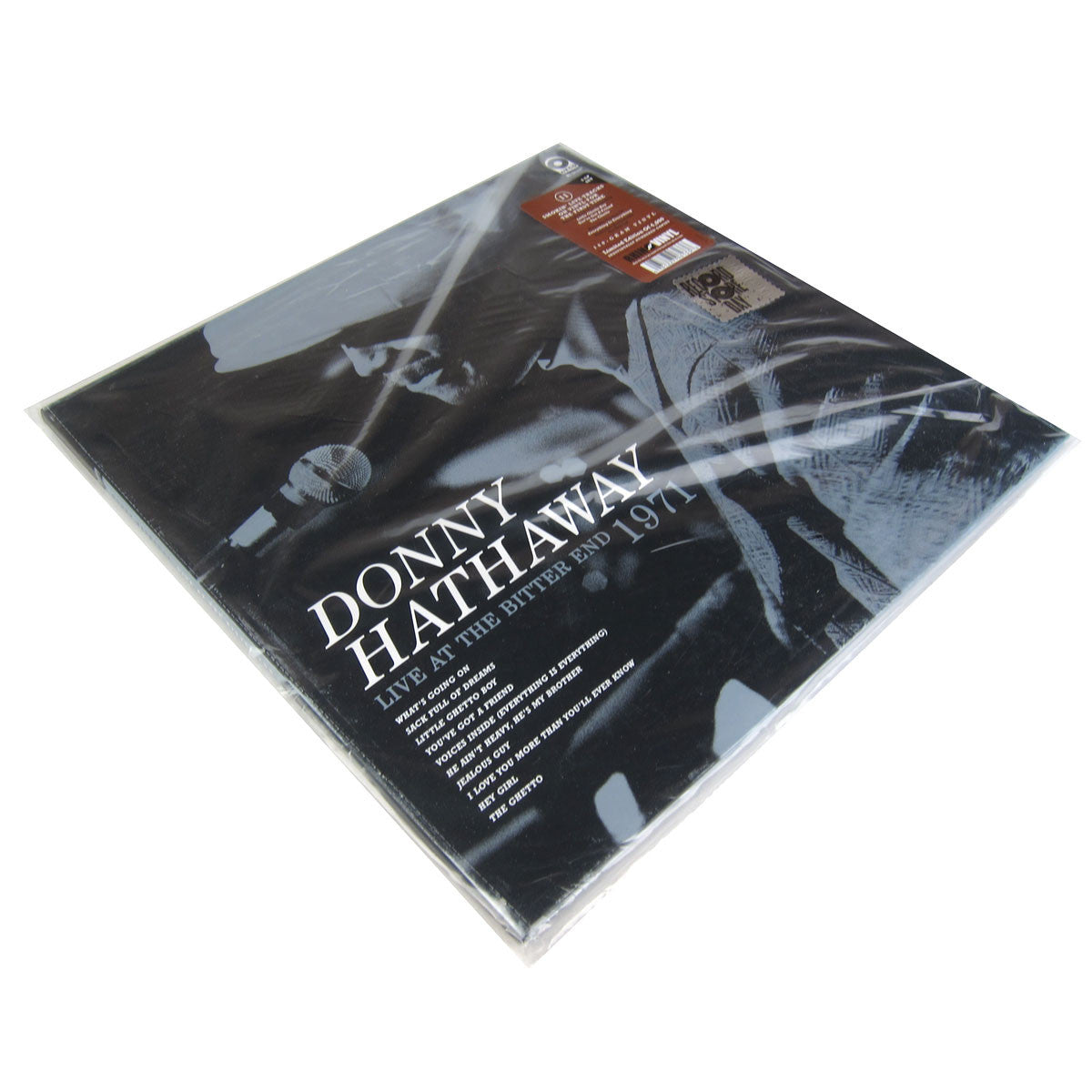 Donny Hathaway: Live At the Bitter End 1971 180g Vinyl 2LP (Record Store Day 2014)