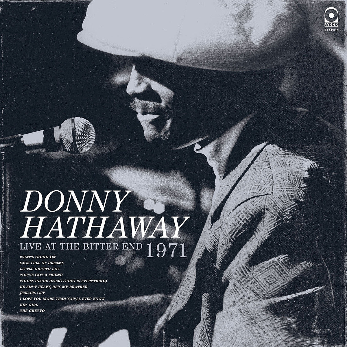 Donny Hathaway: Live At the Bitter End 1971 Vinyl 2LP (Record Store Day 2014)