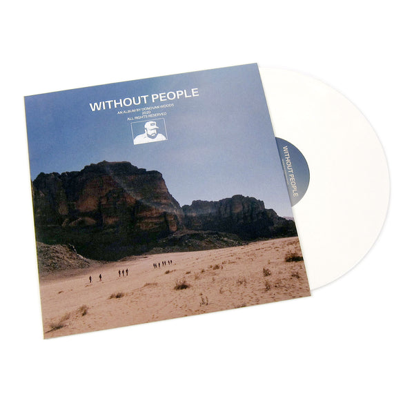 Donovan Woods: Without People (180g, Colored Vinyl)