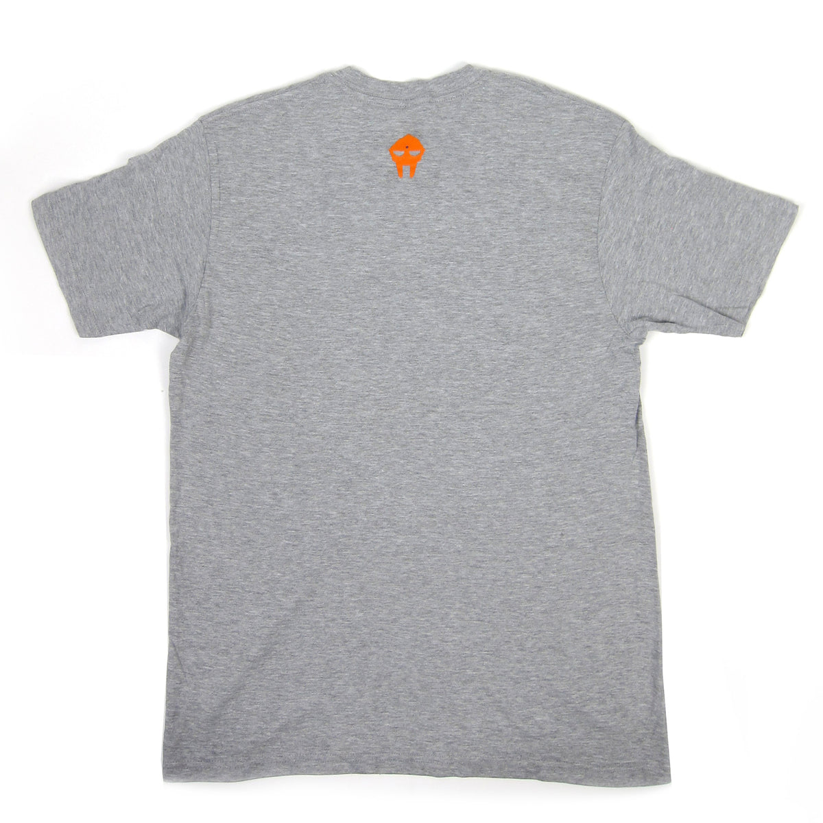 MF Doom: Doom Logo Shirt - Grey