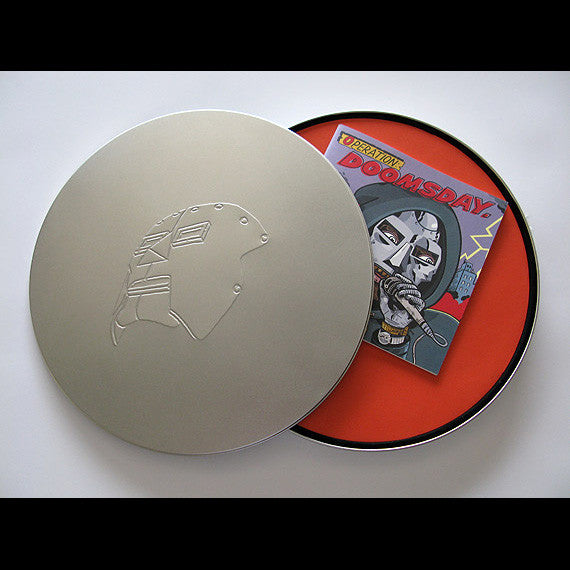 MF Doom: Operation: Doomsday 4LP Vinyl Boxset