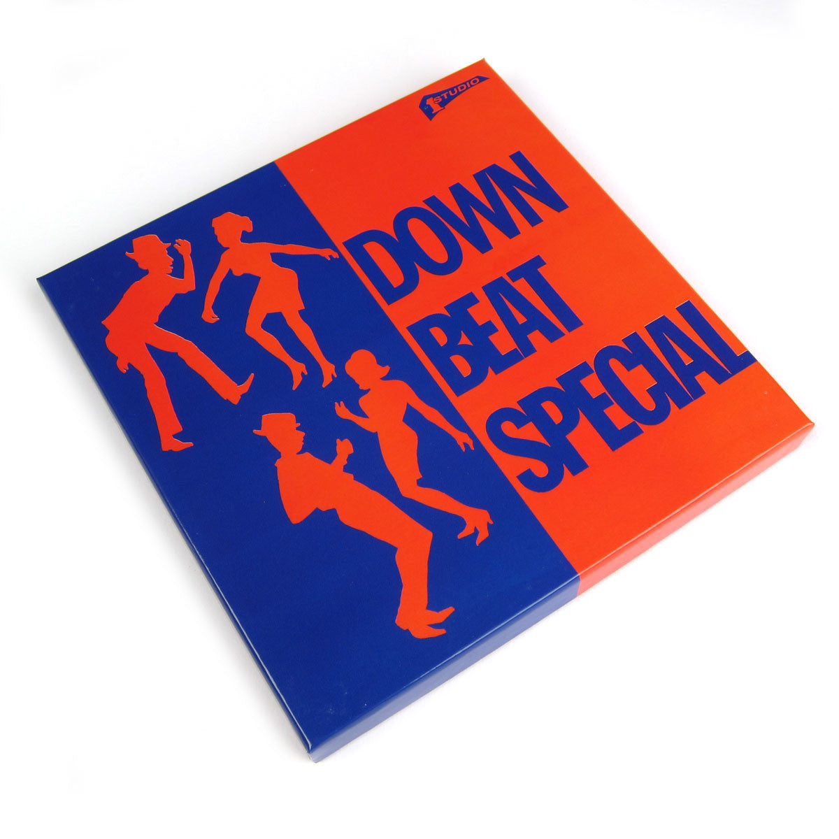 "Soul Jazz Records: Down Beat Special Vinyl 7"" Boxset (Record Store Day) detail"