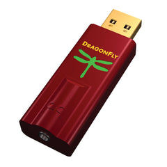 Audioquest: Dragonfly Red USB DAC + Headphone Amp