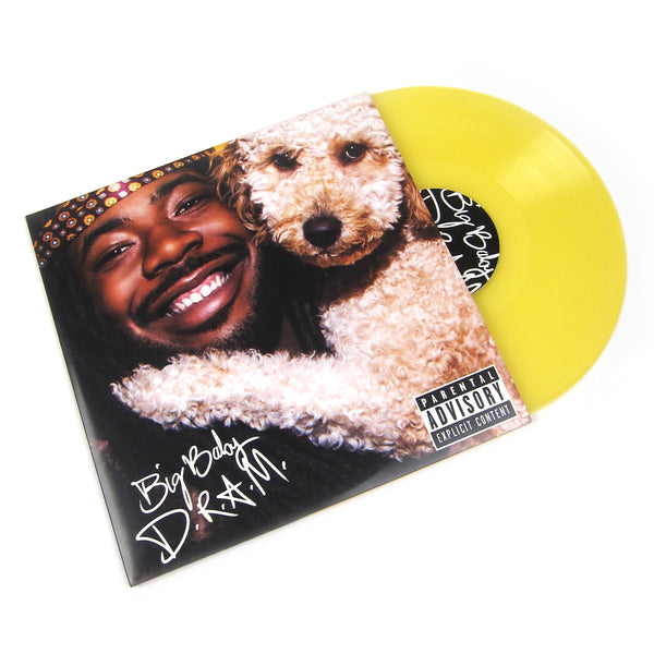 D.R.A.M.: Big Baby D.R.A.M. (Colored Vinyl) Vinyl 2LP