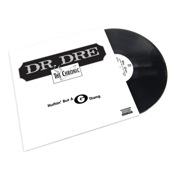 "Dr. Dre: Nuthin' But A 'G' Thang Vinyl 12"" (Record Store Day)"