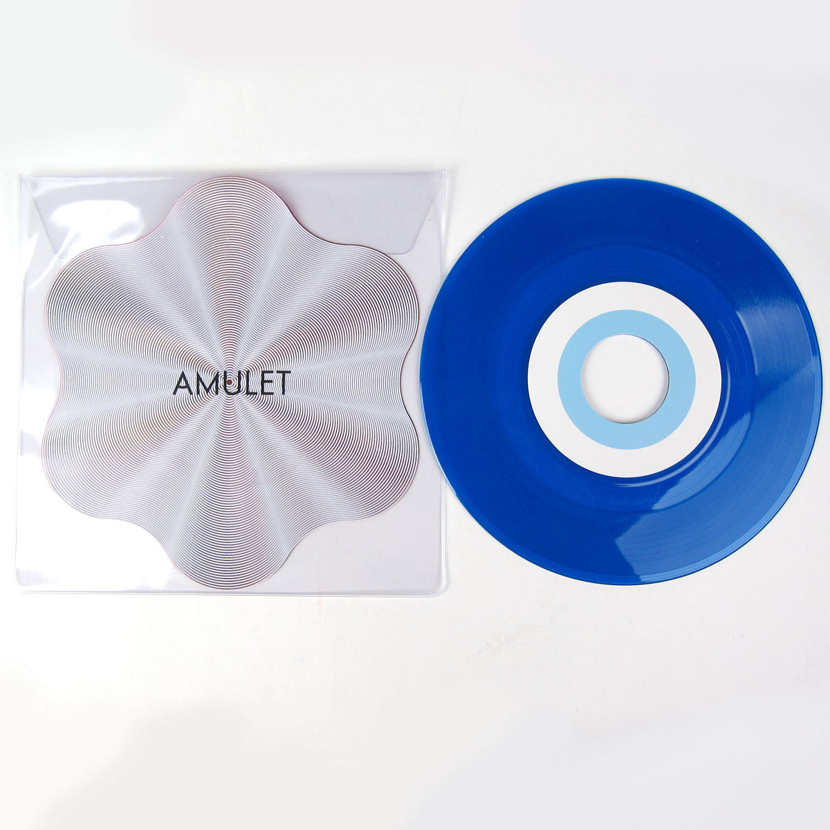 Dreas: Amulet Colored Vinyl 7""