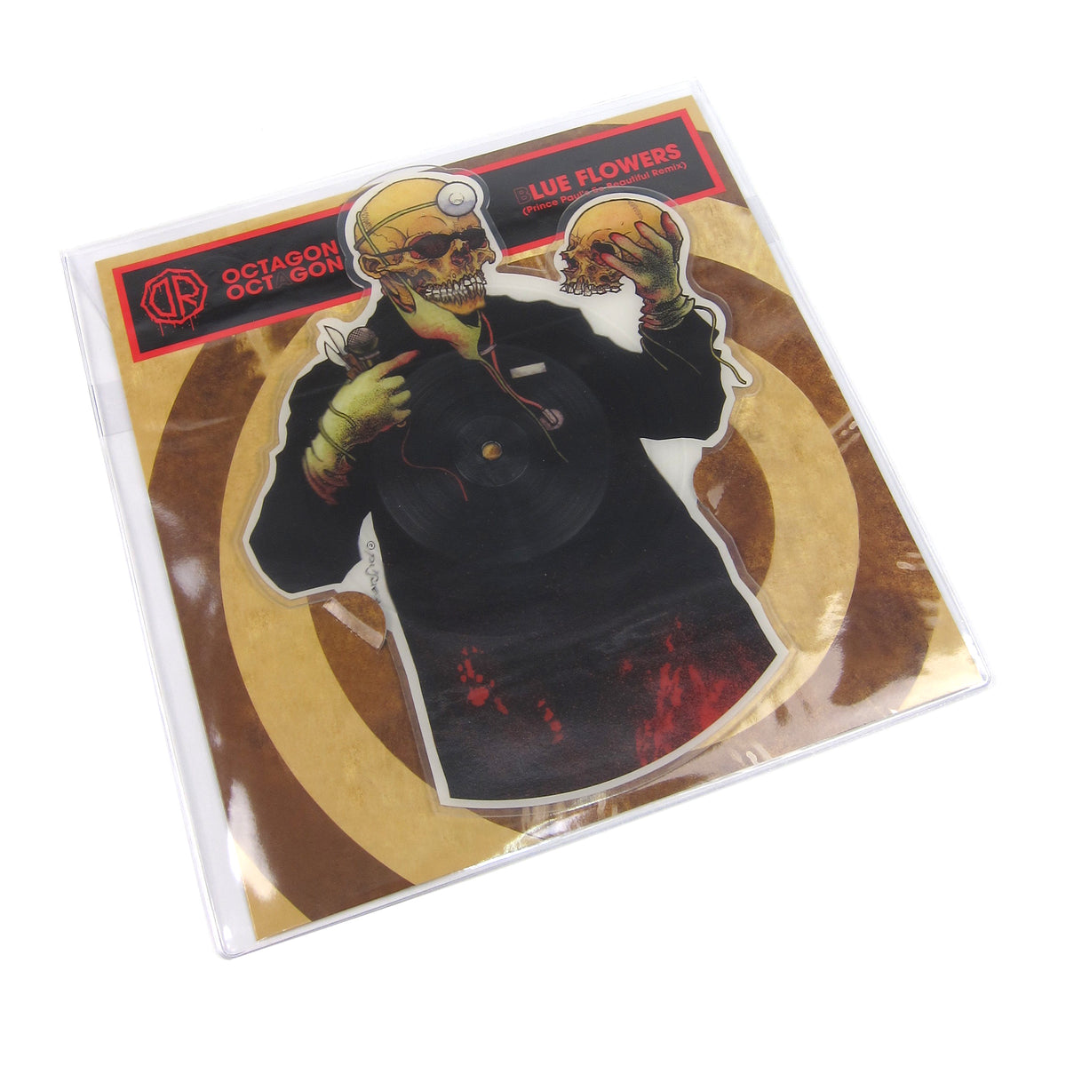 Dr. Octagon: Blue Flowers (Pic Disc) Vinyl 12""
