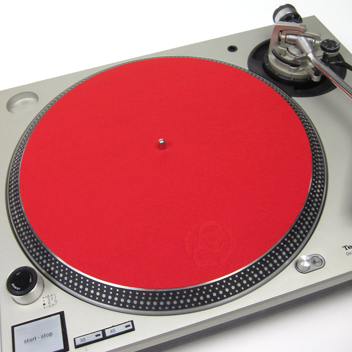 Stokyo: Dr. Suzuki Mix Edition Slipmats (Special Color) - Red
