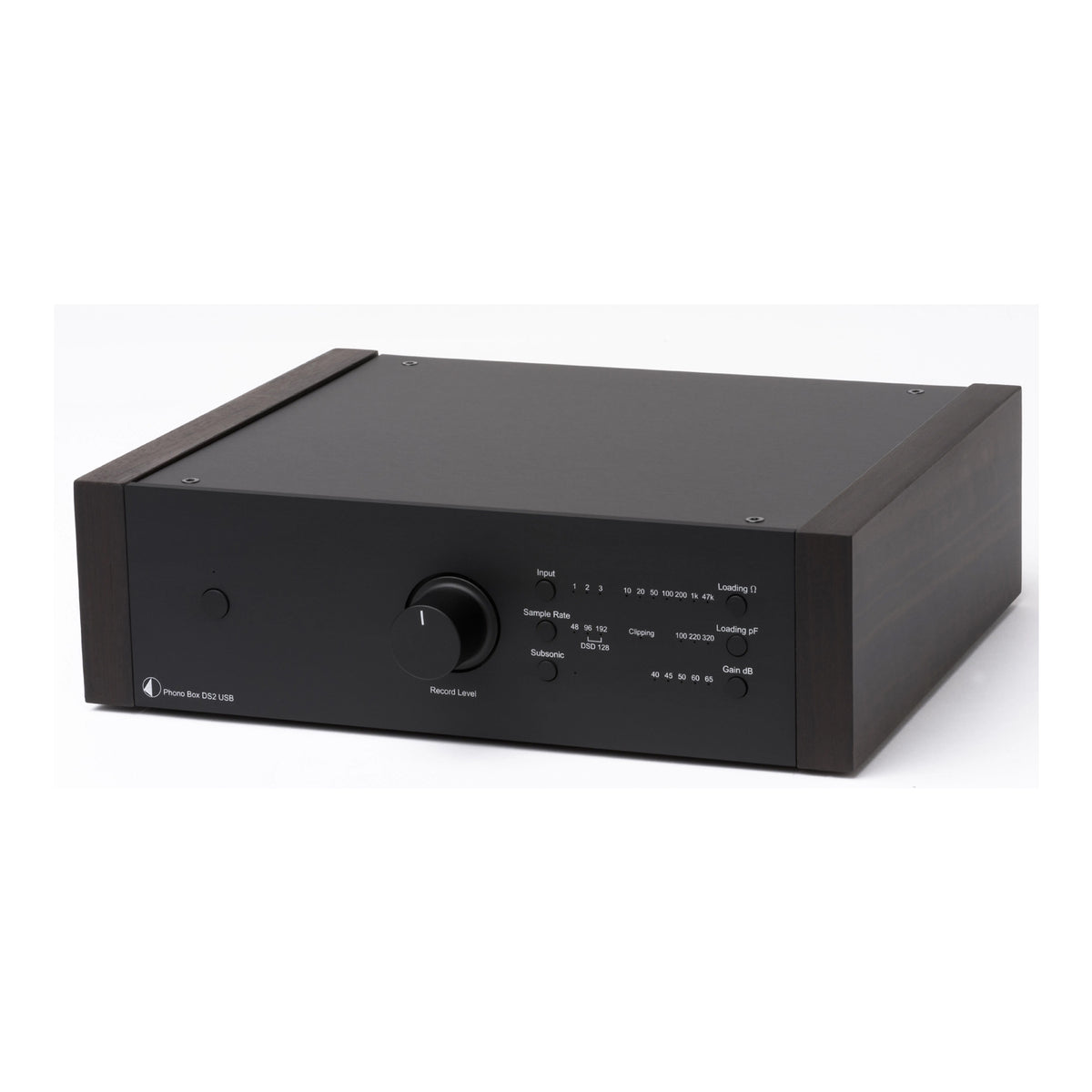 Pro-Ject: Phono Box DS2 Phono Preamp - Black