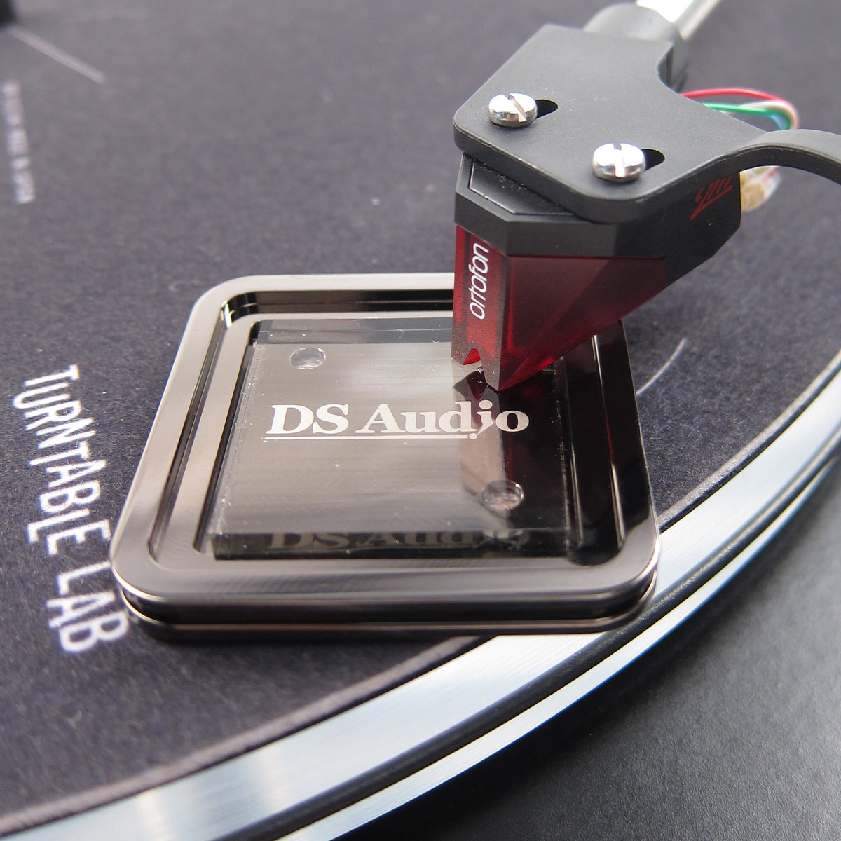 DS Audio: ST50 Phono Stylus Cleaner TTL