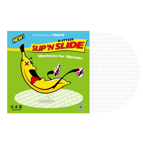 Stokyo: D-Styles Slip N Slide Slipsheets for Slipmats - 8 Units