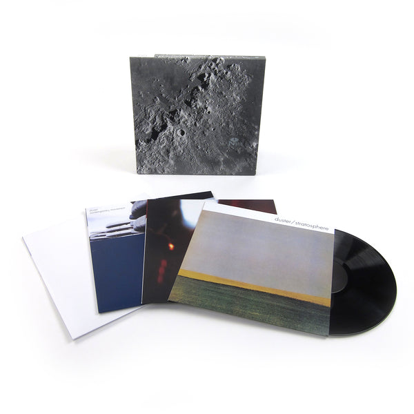 Duster: Capsule Losing Contact Vinyl 4LP Boxset