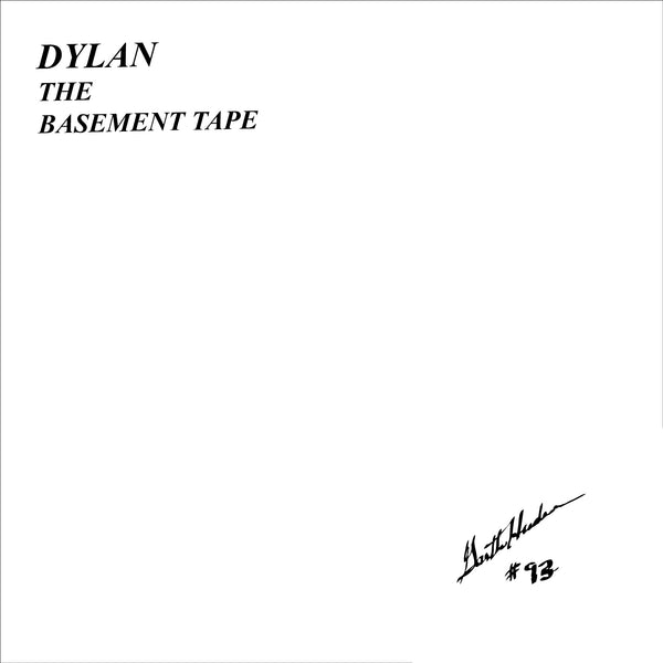 Bob Dylan: The Basement Tapes (Mono) Vinyl LP (Record Store Day)