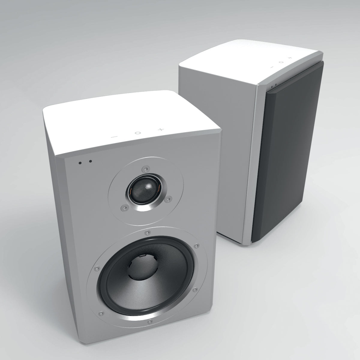 Dynaudio: Xeo 2 Active Speakers w/Bluetooth (Pair) - White
