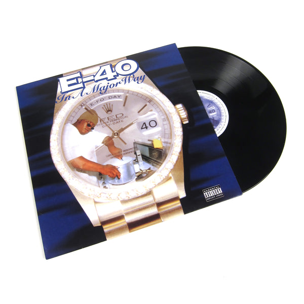 E-40: In A Major Way Vinyl 2LP