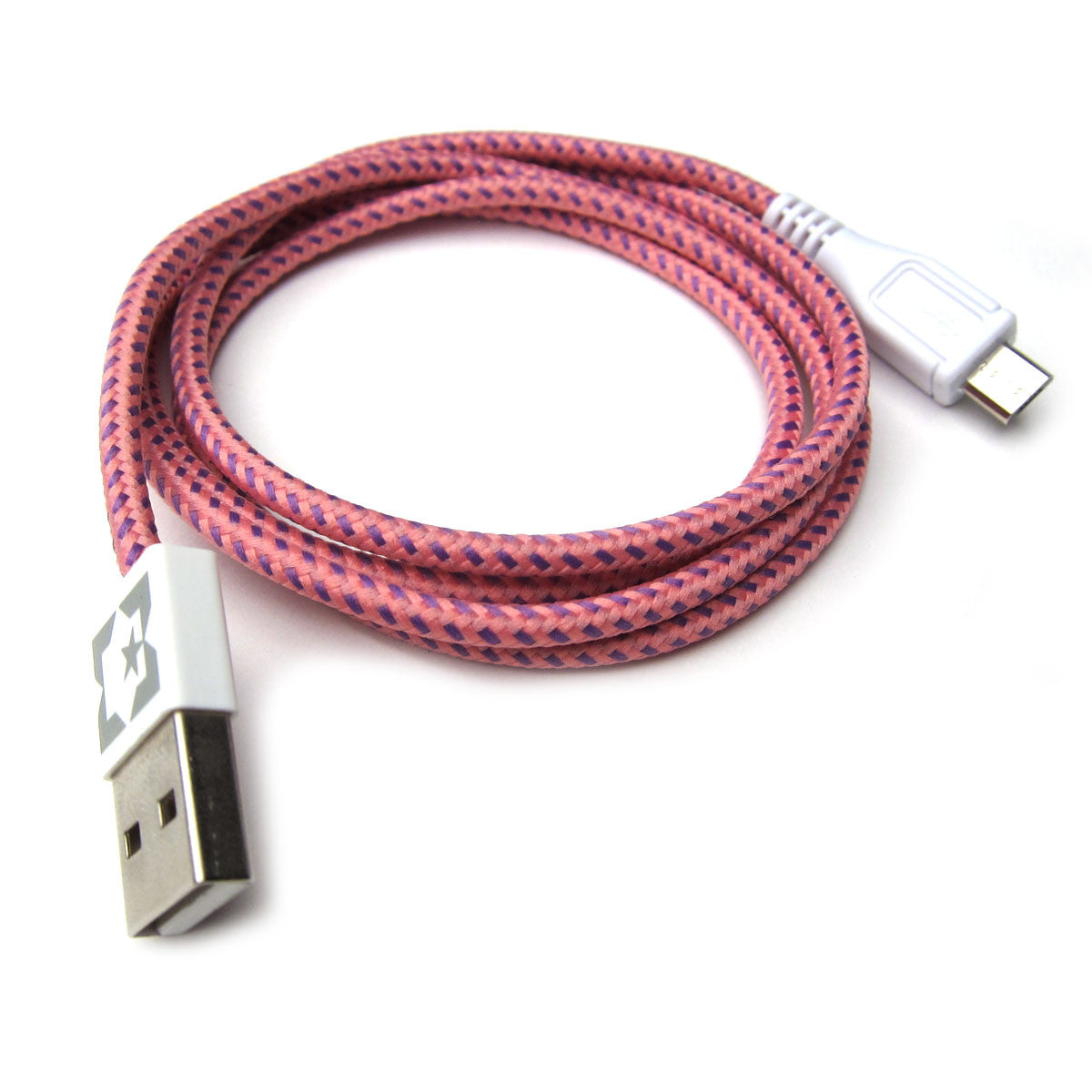 Eastern Collective: Micro USB (Android) Collective Cable - Pink
