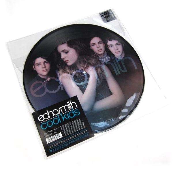 "Echosmith: Cool Kids (Picture Disc) Vinyl 12"" (Record Store Day)"