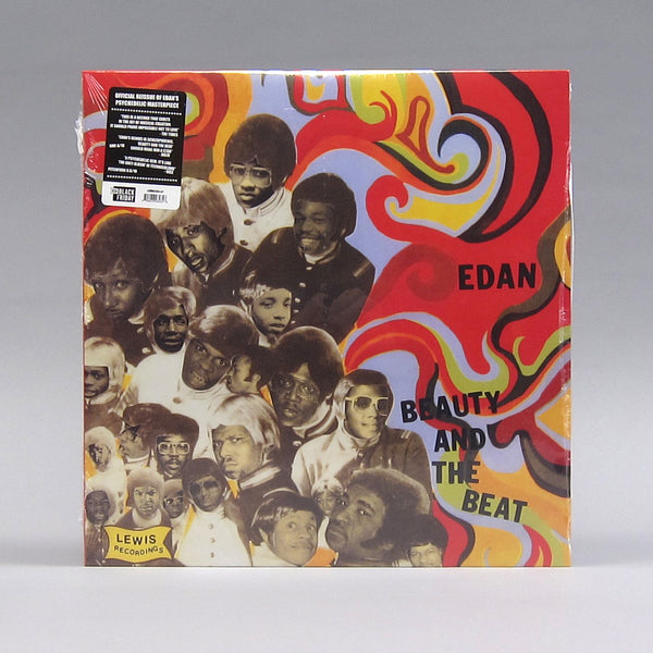 Edan: Beauty And The Beat Vinyl LP (Record Store Day)