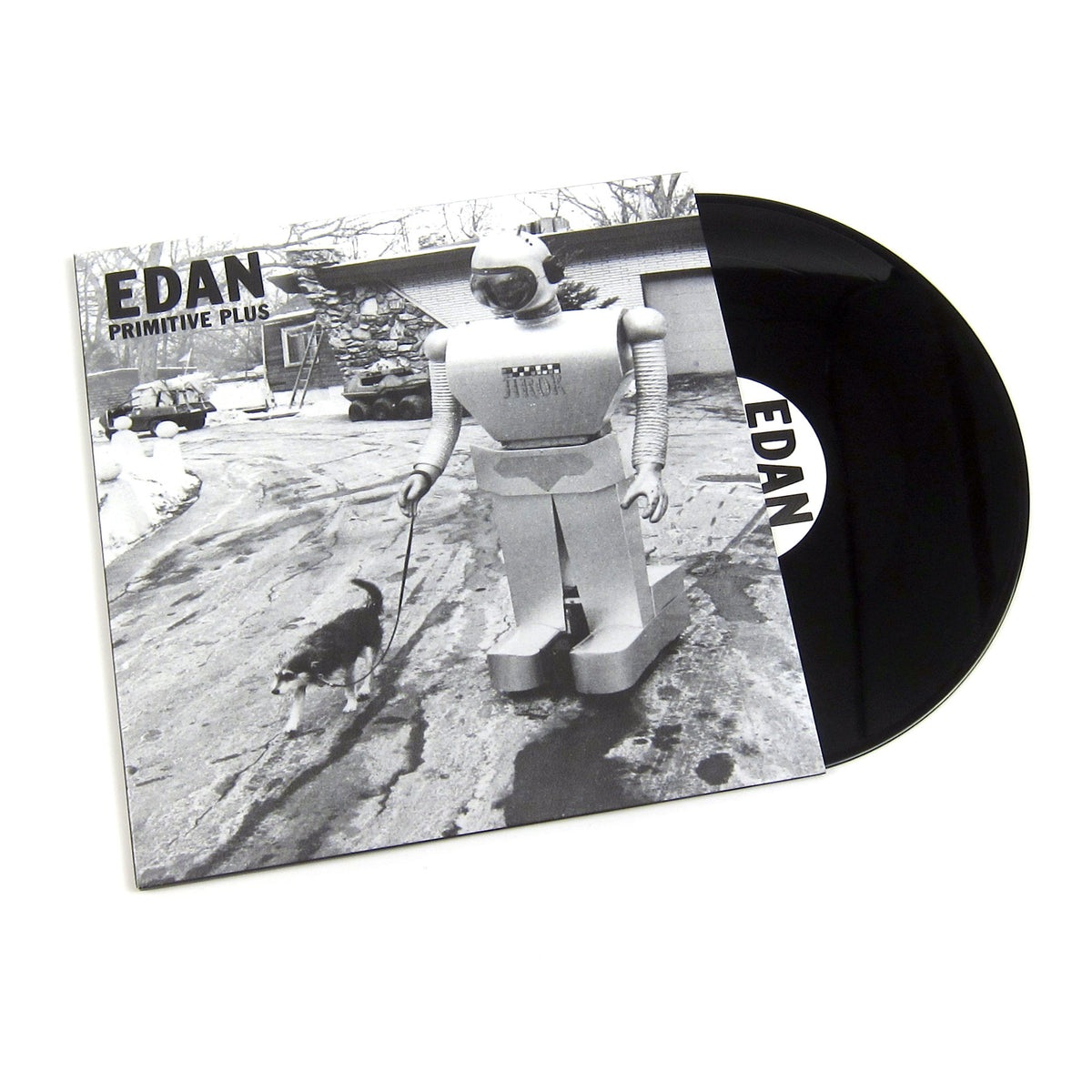 Edan: Primitive Plus Vinyl