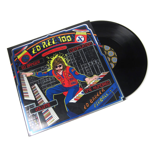 Ed Banger Records: Ed Rec 100 Vinyl 2LP+CD