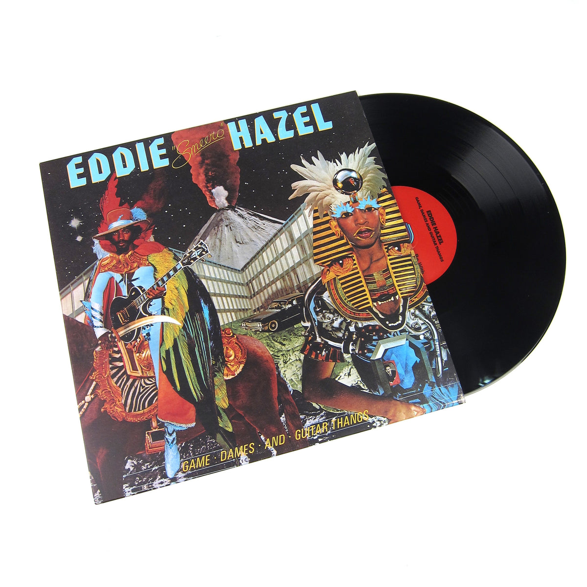 Eddie Hazel: Game, Dames & Guitar Thangs (180g) Vinyl LP