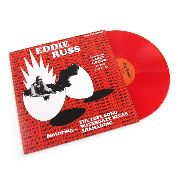 Eddie Russ: Fresh Out (Colored Vinyl) Vinyl LP