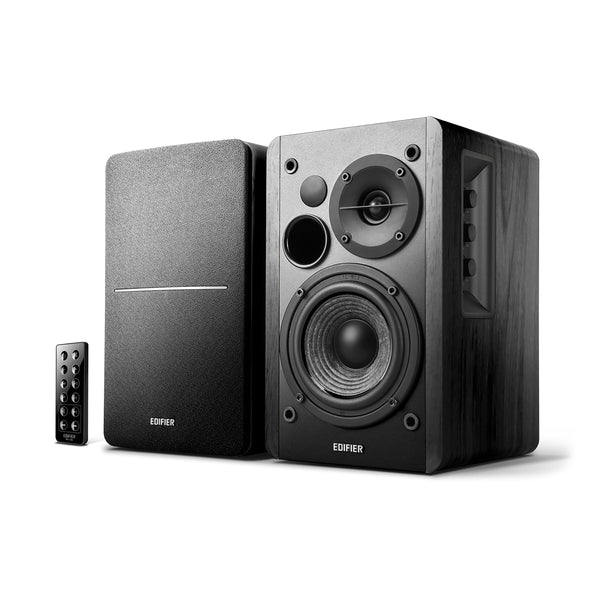 Edifier: R1280DB Powered Speakers w/Bluetooth - Black