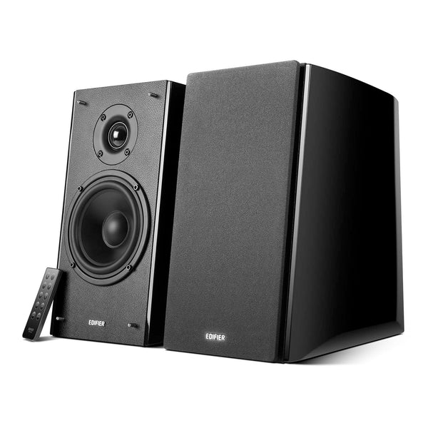Edifier: R2000DB Powered Speakers w/ Bluetooth - Black