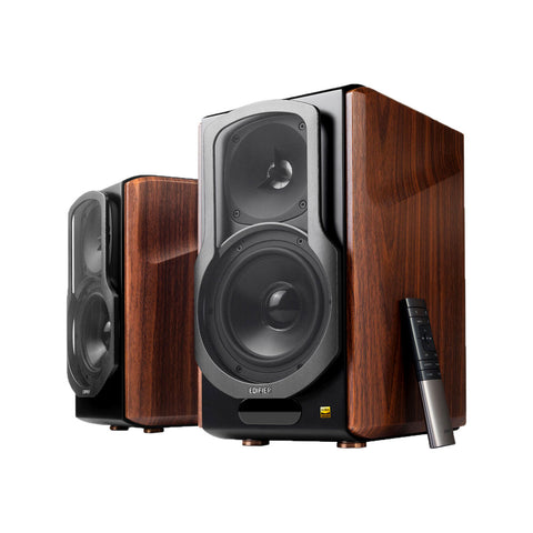Edifier: S2000 MKIII Powered Bookshelf Speaker w/Bluetooth