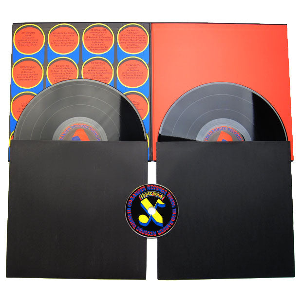 Ed Banger: Ed Rec Vol. X Deluxe 2LP + CD 2